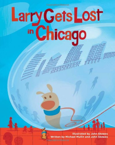 Larry Gets Lost in Chicago   2010 edition cover