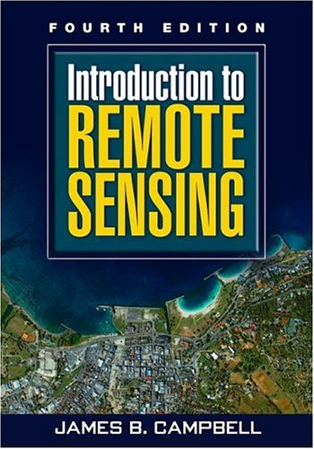 Introduction to Remote Sensing  4th 2007 9781593853198 Front Cover