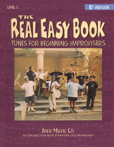 Real Easy Book 1st edition cover