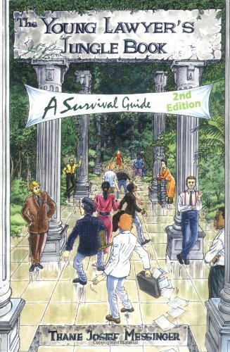 Young Lawyer's Jungle Book A Survival Guide 2nd 2000 (Revised) edition cover