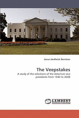 Veepstakes N/A 9783838356198 Front Cover