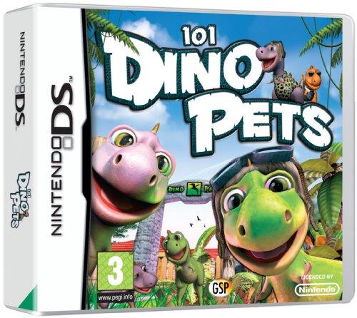 DinoPets DS Nintendo DS artwork