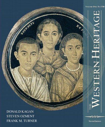 Western Heritage, 1300-1815  9th 2007 (Revised) 9780132197199 Front Cover