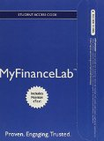 Personal Finance Myfinancelab With Pearson Etext Access Card:   2013 edition cover