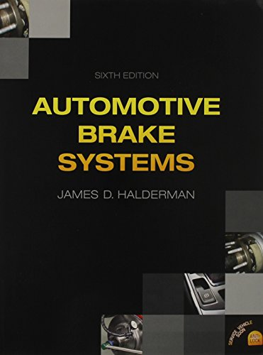 Automotive Brake Systems + Natef Correlated Job Sheets for Automotive Brake Systems:   2013 9780133455199 Front Cover