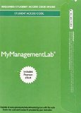 Modern Management Mymanagementlab With Pearson Etext Access Card:   2015 9780133864199 Front Cover
