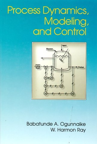 Process Dynamics, Modeling, and Control   1994 edition cover