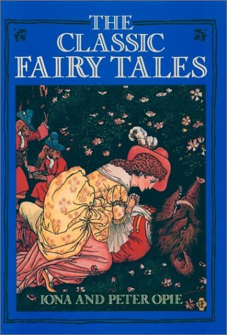 Classic Fairy Tales   1980 edition cover