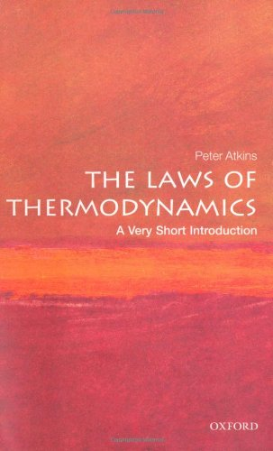 Laws of Thermodynamics   2010 edition cover