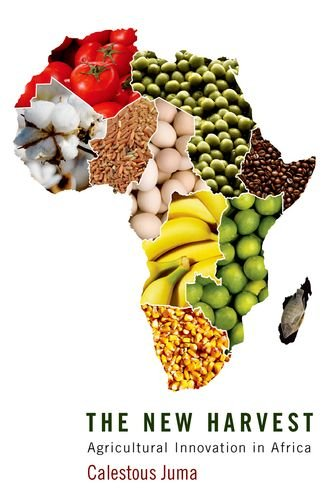 New Harvest Agricultural Innovation in Africa  2011 9780199783199 Front Cover