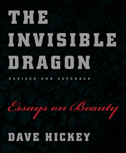 Invisible Dragon Essays on Beauty  2009 (Revised) edition cover