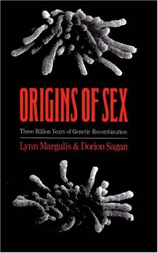 Origins of Sex Three Billion Years of Genetic Recombination N/A 9780300046199 Front Cover