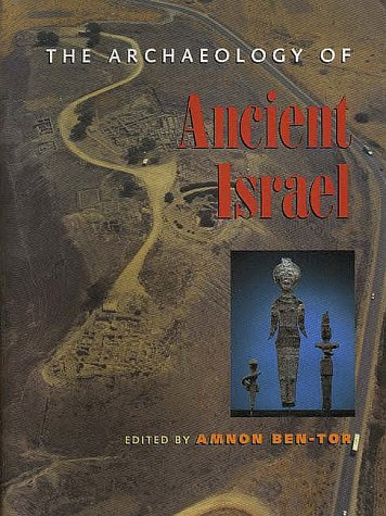 Archaeology of Ancient Israel   1992 edition cover