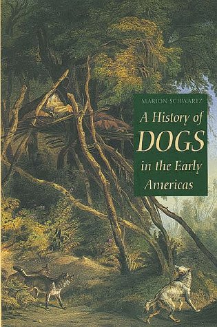 History of Dogs in the Early Americas   1998 edition cover