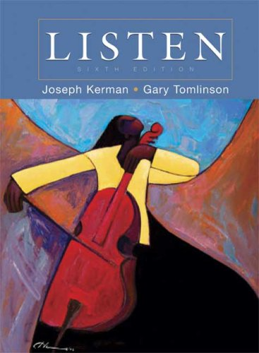 Listen  6th 2008 edition cover