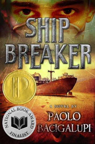 Ship Breaker  N/A edition cover