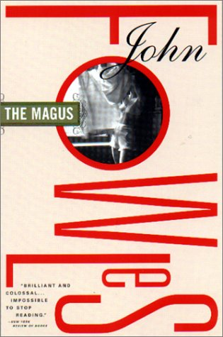 Magus   2001 edition cover