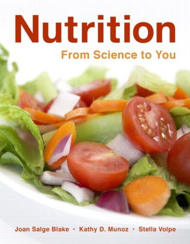 Nutrition From Science to You  2010 edition cover