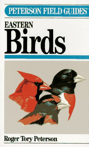 Field Guide to Eastern Birds  4th edition cover