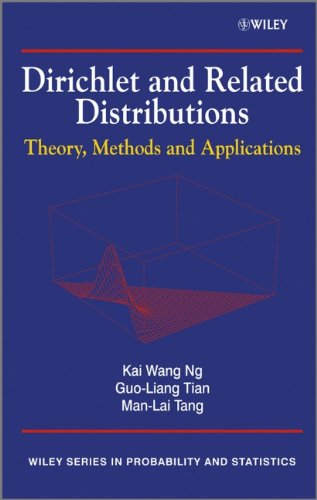 Dirichlet and Related Distributions Theory, Methods and Applications  2011 9780470688199 Front Cover