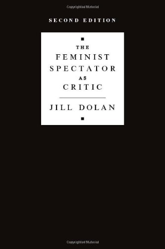 Feminist Spectator As Critic   2012 edition cover