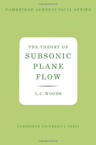 Theory of Subsonic Plane Flow   2011 9780521283199 Front Cover