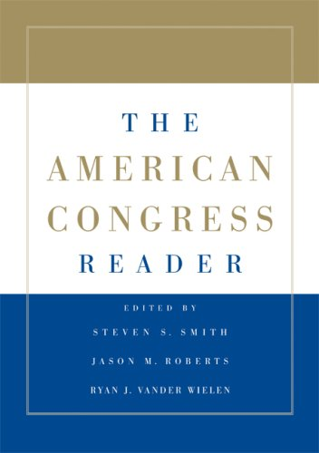 American Congress Reader   2009 9780521720199 Front Cover