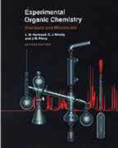 Experimental Organic Chemistry Standard and Microscale 2nd 1998 (Revised) edition cover