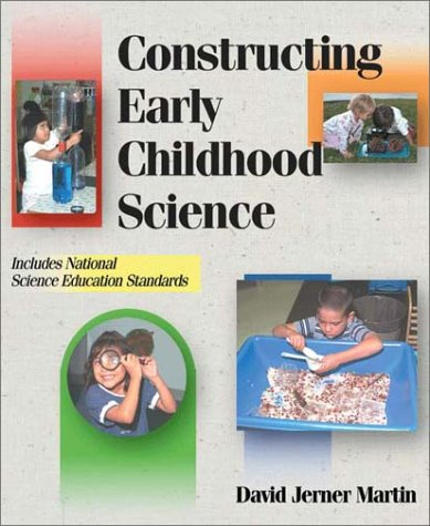 Constructing Early Childhood Science   2001 edition cover
