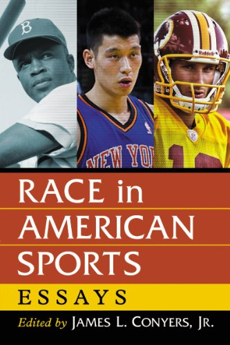 Race in American Sports Essays  2014 edition cover