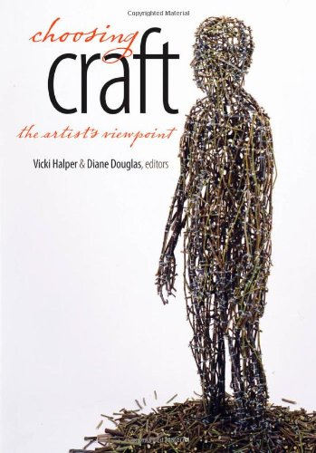 Choosing Craft The Artist's Viewpoint  2009 edition cover