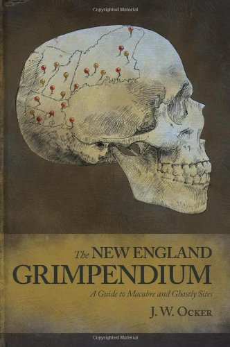 New England Grimpendium  N/A 9780881509199 Front Cover