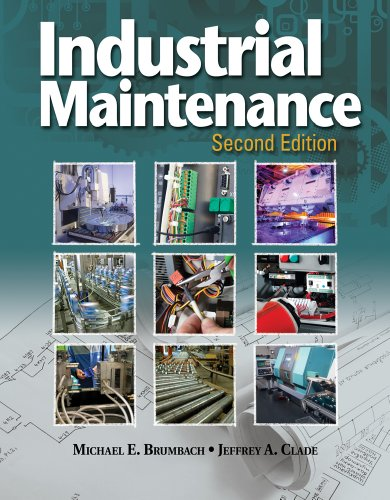 Industrial Maintenance  2nd 2014 edition cover
