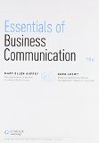 Bundle: Essentials of Business Communication, Loose-Leaf Version, 10th + Premium Website, 1 Term (6 Months) Printed Access Card + LMS Integrated for MindTap Business Communication, 1 Term (6 Months) Printed Access Card  10th 2016 9781305699199 Front Cover