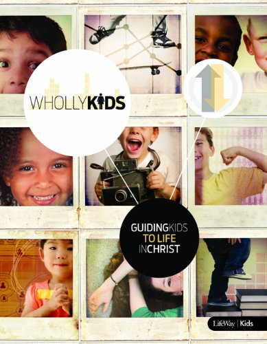 Wholly Kids:   2012 edition cover