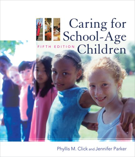 Caring for School-Age Children  5th 2009 edition cover