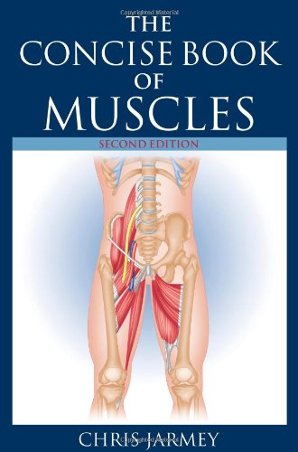Concise Book of Muscles  2nd (Revised) 9781556437199 Front Cover