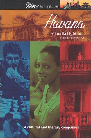 Havana A Cultural and Literary Companion  2001 edition cover