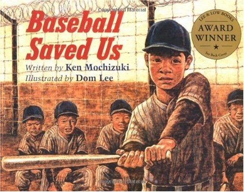 Baseball Saved Us  97th 1993 edition cover