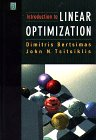 Introduction to Linear Optimization  1997 9781886529199 Front Cover