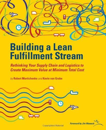 Building a Lean Fulfillment Stream   2010 edition cover