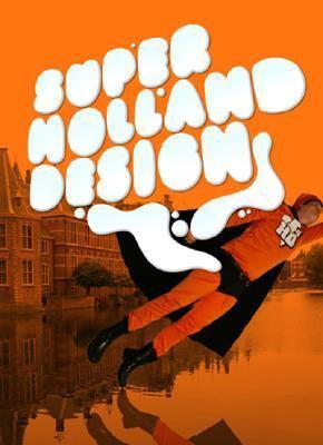 Super Holland Design New Graphics  2008 edition cover