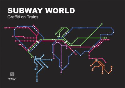 Subway World Graffiti on Trains  2009 edition cover