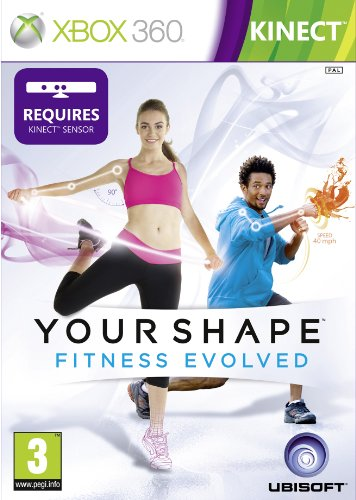 Your Shape: Fitness Evolved - Kinect Compatible (Xbox 360) Xbox 360 artwork