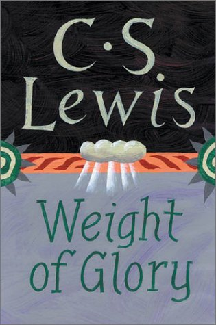 Weight of Glory   2000 edition cover