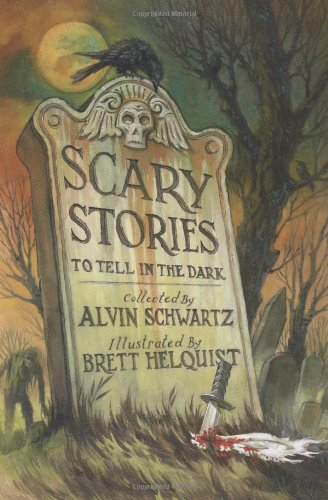Scary Stories to Tell in the Dark   2010 edition cover