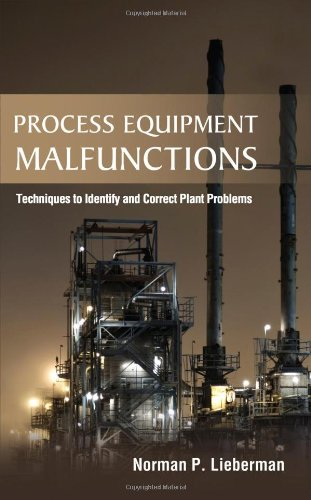 Process Equipment Malfunctions: Techniques to Identify and Correct Plant Problems   2012 9780071770200 Front Cover
