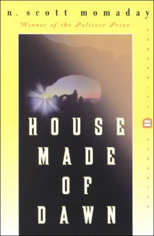 House Made of Dawn   2001 9780072434200 Front Cover