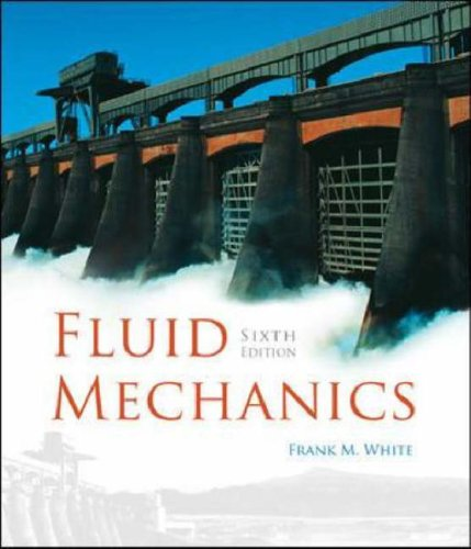 Fluid Mechanics  6th 2008 (Revised) edition cover