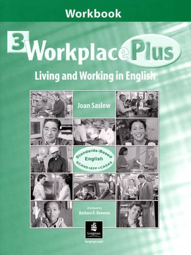 Workplace Plus Living and Working in English  2002 9780130943200 Front Cover